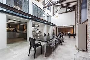 Interieur Style Industriel : duplex industriel ~ Melissatoandfro.com Idées de Décoration