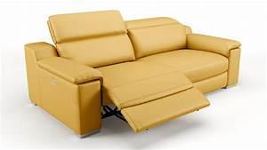 2 Er Sofa Mit Relaxfunktion : designer couch 3 sitzer sofa mit relaxfunktion sofanella ~ Bigdaddyawards.com Haus und Dekorationen