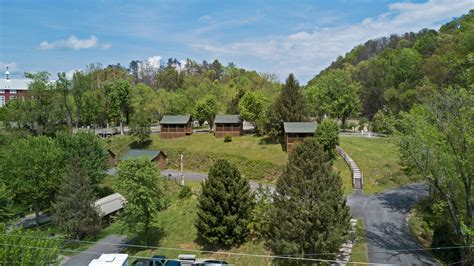 foothills rv park cabins pigeon forge tn foothills rv park and cabins in pigeon forge tn