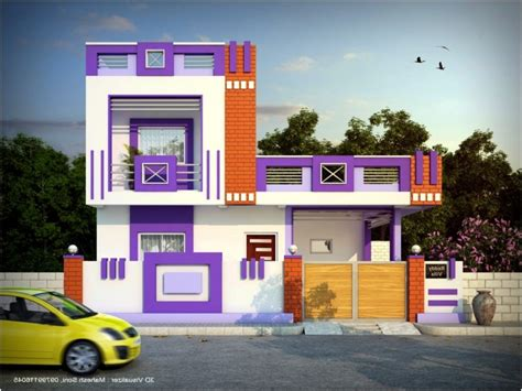exterior paint with matching interior house should front