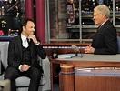 Jonny on David Letterman | Good wife, Josh charles, David ...