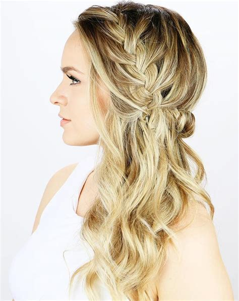 Half Hairstyles by 20 Hairstyles You Will Want To Rock Immediately