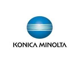 Afbeeldingsresultaten voor konica minolta logo