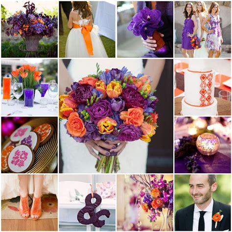 best 25 orange purple wedding ideas on purple fall weddings orange wedding flower