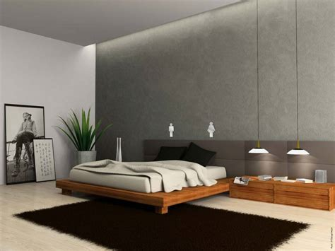 Ideas Of Modern Furniture For Minimalist Bedroom Decor