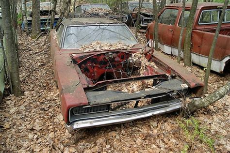 barn find  charger proves rare mopars