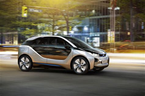 All About Electric Cars by Bmw I3 All Electric And I8 In Hybrid Cars Revealed