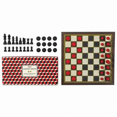 Chess Checkers Wolf Wild Games Board Gifts