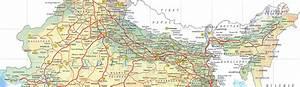 Railway Map Of India Indian Railway Map Of Indian Railway