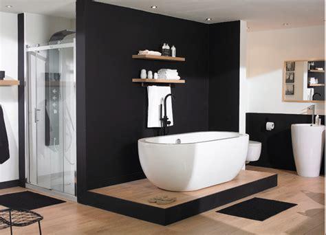salle de bain noir et or meuble salle de bain noir accessoires couleur