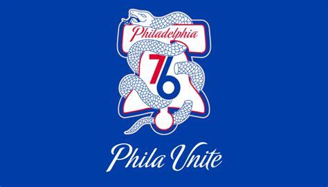 Unite Philadelphia 76Ers Logo