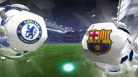 FIFA 14: Chelsea vs Barcelona (HD Full Online Gameplay ...