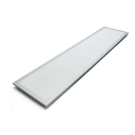 led panel χωνευτα φωτιστικο panel led ασημι 120x30 ip40 40w n 145 56103
