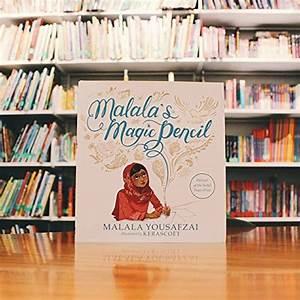 Malala's Magic Pencil - Import It All