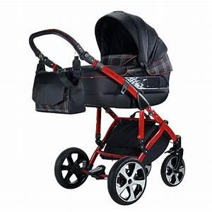 Kinderwagen Für Babys : knorr baby kinderwagen volkswagen gti schwarz rot ~ Eleganceandgraceweddings.com Haus und Dekorationen