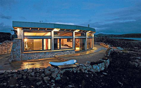 High Life In The Scottish Highlands