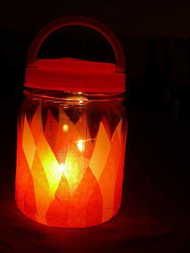 p camping crafts camping theme camping lanterns