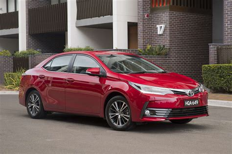 2017 Toyota Corolla Review by Toyota Corolla Zr Sedan 2017 Review Carsguide