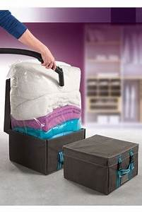 Sac A Aspirer : housses sous vide optimiser votre valise cabine mon ~ Premium-room.com Idées de Décoration
