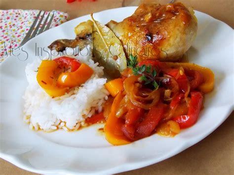 cuisine traditionnelle recette poulet basquaise le cuisine de samar
