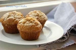 Bananen Joghurt Muffins : healthy snacking banana yogurt muffins west of the loop ~ Lizthompson.info Haus und Dekorationen