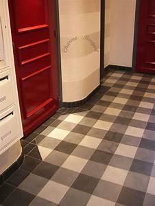 Carreaux De Ciment Unis : 17 best images about carreaux de ciment on pinterest utrecht tile and plan de travail ~ Melissatoandfro.com Idées de Décoration