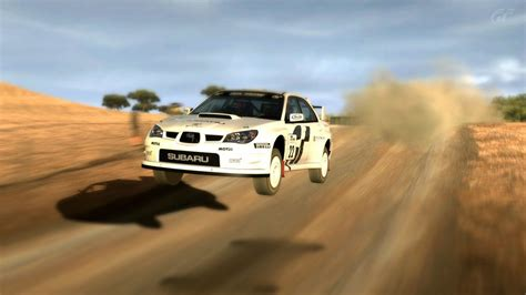 subaru impreza rally jump rally car wallpaper rally