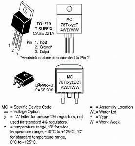 Mc78t12  3 A  12 V  Positive Voltage Regulator