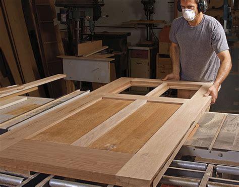 build   front door finewoodworking
