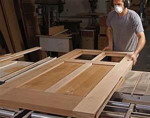 How to Build Your Own Front Door - FineWoodworking