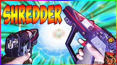 warfare infinite shredder zombies spaceland weapon wonder