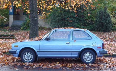 hatchback cars 1980s 1980 honda civic hatchback
