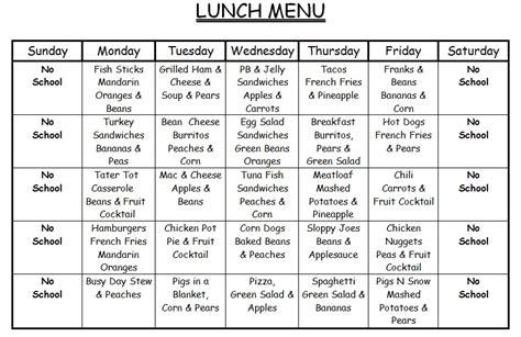 monthly menu bryden academy learning amp daycare 392 | 3682108 orig