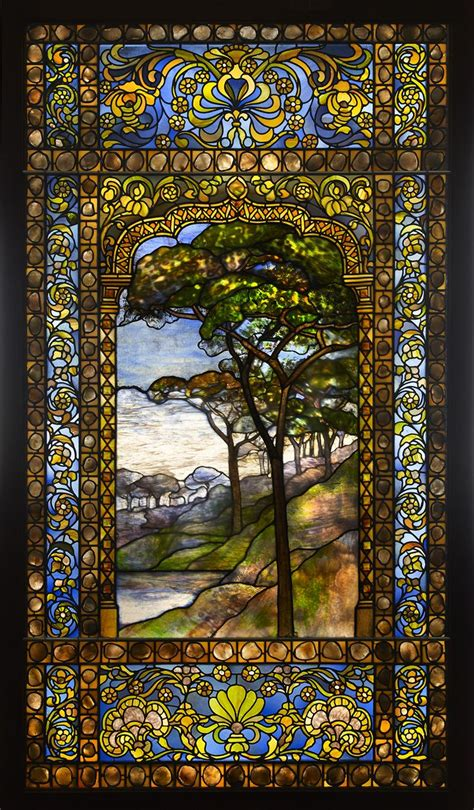 tiffany stained glass l louis comfort tiffany art stained glass pinterest