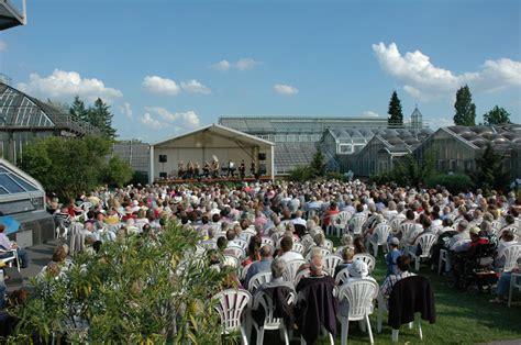 Botanischer Garten Berlin Musik by Musik Im Gr 252 Nen Sommerkonzertreihe Im Botanischen Garten