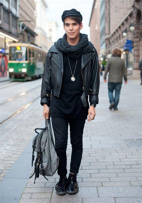 Juan Hel Looks Street Style From Helsinki