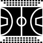 Basketball Court Svg Icon Onlinewebfonts Cdr Eps
