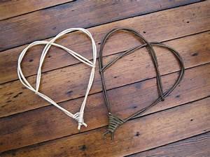 Willow Hearts - Bob Johnston Baskets