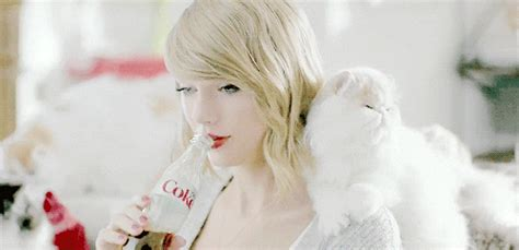 trending gif tagged cat taylor swift commercial