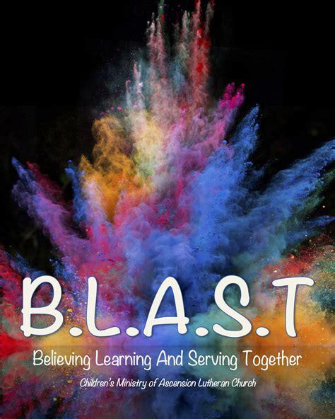 BLAST: Children's Ministry - Ascension Lutheran Church