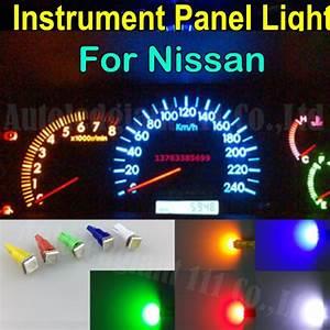 Nissan Quest 2004 Dashboard Lights