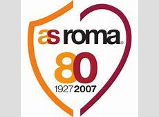 AS Roma European Football Logos