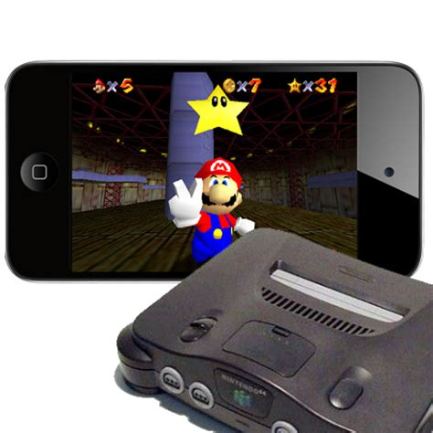 n64 emulator iphone n64 emulator release des n64 emulators f 252 r ios 5 steht
