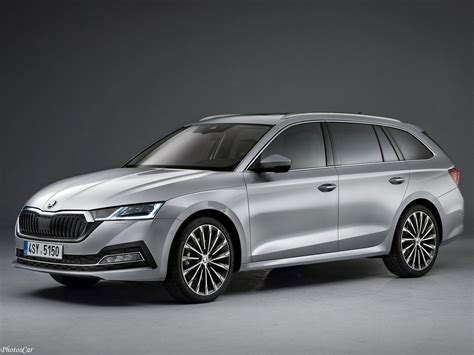 There are four cylinders available in both car engines. Skoda Octavia 2020 - Plus grand et encore plus attrayant