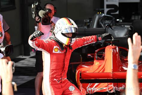 Currently, drivers are allowed to pick their own number for their career from 0, 2 through 99. Sebastian Vettel first in Melbourne   Ferrari, Formula 1