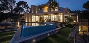 emejing maison moderne forme cubique images awesome With maison bois toit plat 15 cube 180 hci constructions