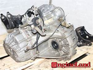 Jdm Toyota 4age 6 Speed Manual Transmission Ae111 Fwd