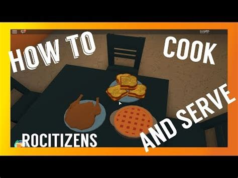roblox city cooking recipes mobile phone portal