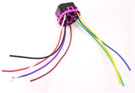 ignition switch wiring pigtail vw jetta golf mk4 beetle passat 4a0 971 975 carparts4sale