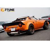 Lancia Stratos Replica Sr20 Turbo  Cars Pinterest